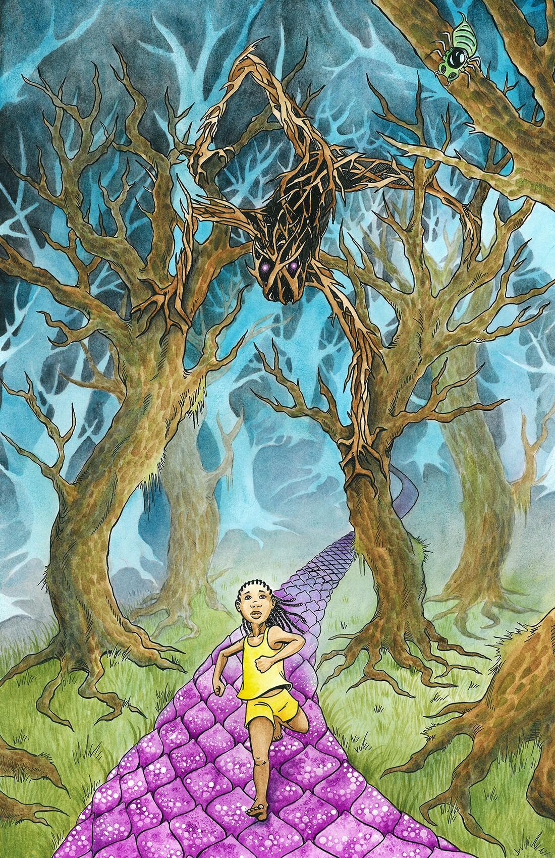 The Nightmare King The Twig Man